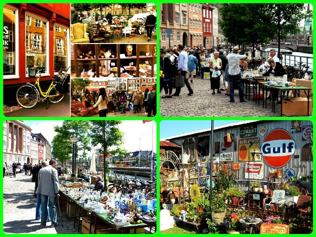 Danimarka bit pazarları