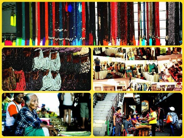Bali bit pazarları